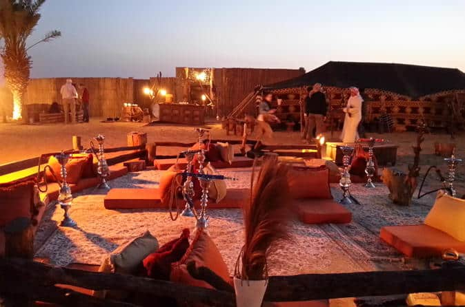Desert Experience Dinner And Emirati Activities With Vintage Land In Dubai 145540