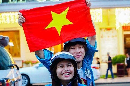 Saigon Scooter Flag