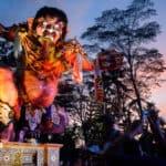 10 Parade Ogoh Ogoh Jelang Nyepi Antara Foto Wira Suryantala Tirto